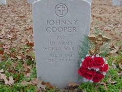 Johnny Cooper