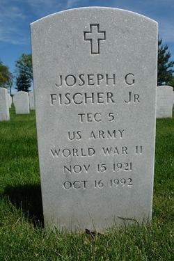 Joseph G Fischer, Jr