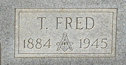 """Thomas Frederick """"Fred"""" Parker"""