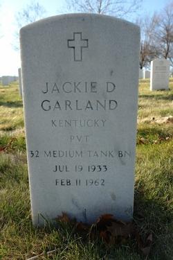 Jackie D Garland