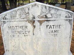 James Harrison Hensley
