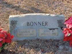 Charlie Franklin Bonner