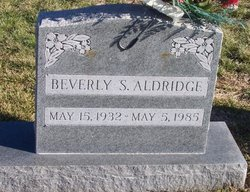 Beverly J. <I>Shannon</I> Aldridge