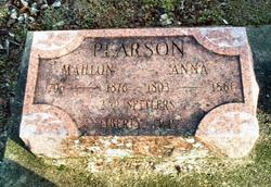 Anna Pearson