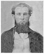Pvt John Robertson Massey
