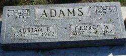 Adrian Ellen <I>Sibbit</I> Adams