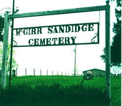 McGirr Sandidge Cemetery