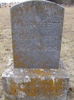 Milton Jasper Everett
