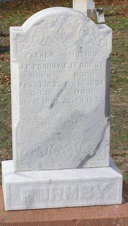 John Franklin Formby