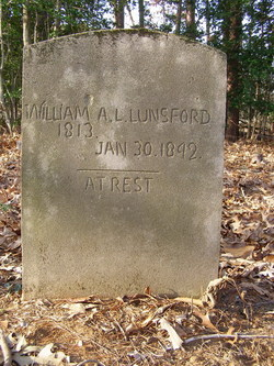 William A. L. Lunsford