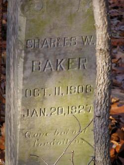 Charles Wesley Baker