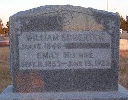 William Edgerton
