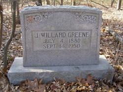 Jonas Willard Greene