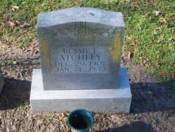 Bessie E. <I>Evans</I> Atchley