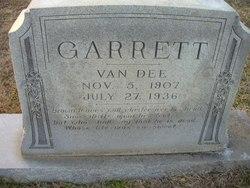 Van Dee Garrett