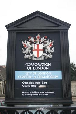 City of London Cemetery and Crematorium