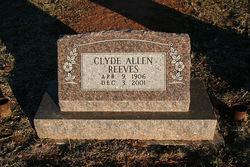 Clyde Allen Reeves