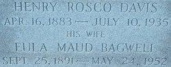 Henry Rosco Davis