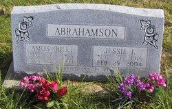 "Amos ""Bill"" Abrahamson"