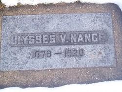 Ulysses Vincent Nance