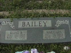 Quint B Bailey