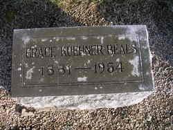 Grace <I>Lewis</I> Beals