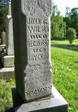 John Greenberry Wilson