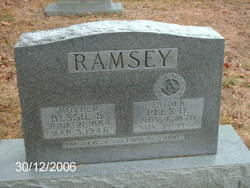 Pleasant D Ramsey