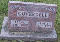 Leona Marie <I>Reece</I> Coverdell