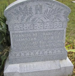 "Francis M ""Frank"" Hampton"
