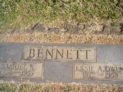 Samuel Kell Bennett