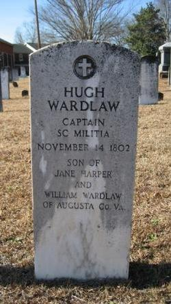 CPT Hugh Wardlaw