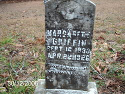 Margaret Jane <I>Singleton</I> Griffin