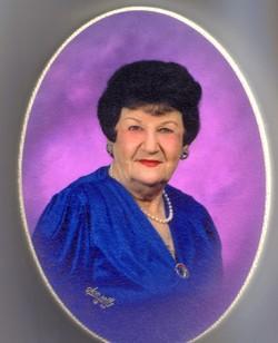 Mary Elizabeth <I>Vick</I> Mayfield