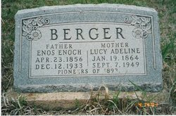 Lucy Adeline <I>Mikel</I> Berger