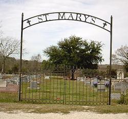 Saint Marys Church Cemetery