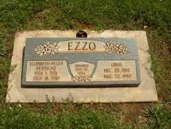 Elizabeth Helen <I>Perdicho</I> Ezzo