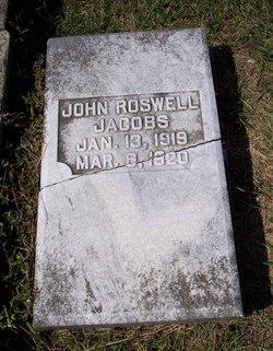 John Roswell Jacobs