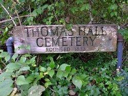 Thomas Hall Cemetery