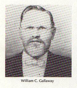 William Clayton Gallaway
