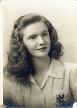 Vergene Helen Kirby Allen (1923-1956) - Find A Grave Memorial
