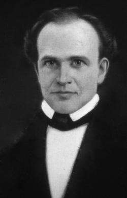 Rev John Gregg Fee