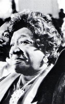 "Alberta Christine ""Mama King"" <I>Williams</I> King"