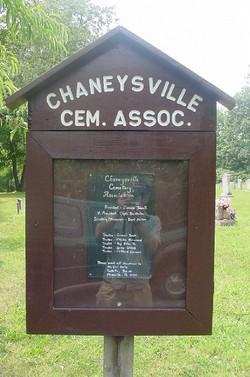 Chaneysville Methodist Cemetery