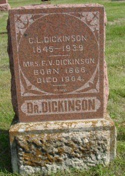 Dr Chester L Dickinson