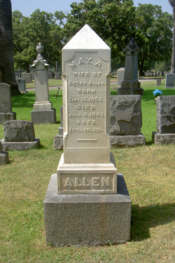 May A. Allen