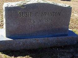 Susie <I>Condra</I> Branton