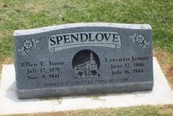 Lorenzo James Spendlove