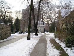 Dorotheenstädtisch-Friedrichwerderscher Friedhof I