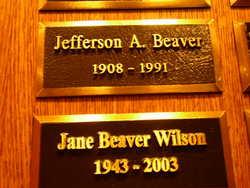 Jefferson A. Beaver